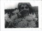 DALIDA - Chanteuse - Photo 17.5 X 24 Cm - Année 1969 - Célébrités