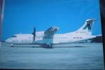 AIR ALPES  ATR 42  HB AFB  GENEVE AIRPORT 1996 - 1946-....: Era Moderna