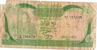 Billet De Banque/Lybie/ Central Bank Of Lybia/1/4 Dinar/19?                   BIL45 - Marokko