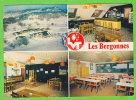 """LES PLANS D'HOTONNES  - """"Les Bergonnes"""" - Séjour : Eté - Hiver (- Tél. : (79) 87.68.76 - Non Classés"""