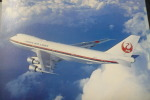 AIRLINE ISSUE    JAL   B 747 100 - 1946-....: Moderne