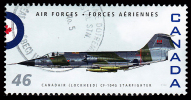 Canada (Scott No.1808n - 104G Starfighter) (o) - Used Stamps