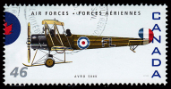 Canada (Scott No.1808p - Avro 504K) (o) - Used Stamps