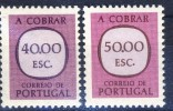 Portugal 1984. Dues. MNH(**) - Unused Stamps