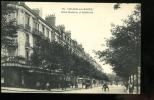 Saône Et Loire Chalon Sur Saone 23 Hôtel Moderne Et Boulevard Animée 1918 - Chalon Sur Saone