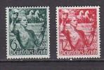 PGL J574 - DEUTSCES REICH Yv N°603/04 ** - Germania