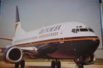 DEUTSCHE BA    B 737 300           AIRLINE ISSUE - 1946-....: Era Moderna