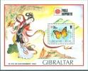 GILBRALTAR - Bloc PHILa NIPPON 91 - NEUF XX MNH - Gibraltar