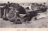 AK LIBYEN LIBIYA TRIPOLI  - LA DAHRA OLD POSTCARD VOR 1904 - Libya