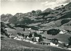 Les Sciernes D´Albeuve. Vue Partielle - FR Fribourg