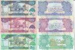 SOMALILAND SOMALIA 500 1000 5000 Shilin 2011 P-NEW SET UNC LOOK - Somalia