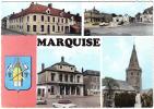 Carte Postale 62. Marquise  Trés Beau Plan - Marquise