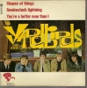 """45 Tours EP - LES YARDBIRDS   -  RIVIERA 231170  -   """" SHAPES OF THINGS """" + 2 - Autres - Musique Anglaise"""