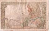 Billets De Banque/France / Banque De France/10 Francs/1949             BIL69 - 1871-1952 Anciens Francs Circulés Au XXème