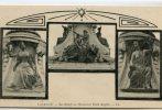 CPA 26 VALENCE BAS RELIEFS DU MONUMENT EMILE AUGIER - Valence