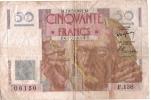Billets De Banque/France / Banque De France/50 Francs/1949             BIL72 - 1871-1952 Antichi Franchi Circolanti Nel XX Secolo