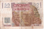 Billets De Banque/France / Banque De France/50 Francs/1949             BIL72 - 50 F 1946-1951 ''Le Verrier''