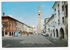 S. VITO AL TAGLIAMENTO - Piazza Del Popolo, Auto - Cartolina FG C V 1969 - Other Cities