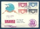 Lions Club, CHINA - 04/10/1958 - International Letter Writing Week - TAIWAN TAIPEI (GA0574) - Rotary, Lions Club