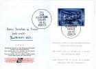 Switzerland 1945 FDC Surtax For The Benefit Of War - Suisse