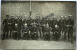 CPA Carte Photo Guerre 14-18 Militaire Cavalier Dragons Military Cavalry WW1 1914 - Guerre 1914-18