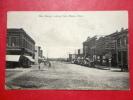 MT - Montana > Havre  Main Street Looking East 1908 Cancel-  Ref  591 - Havre
