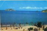 Postal SANTA MARTA (Colombia). Playa Frente Paseo Bastidas - Colombia