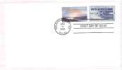 FDC Oklahoma - Plus Additiona Stamp - First Day Covers (FDCs)