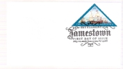 FDC Settlement Of Jamestown - First Day Covers (FDCs)