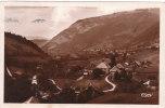 Carte Postale Des Années 40-50 De Haute-Savoie - Thorens - La Verrerie Et La Vallée D'Urillon - Thorens-Glières