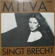 "Milva  ""  Singt Brecht  "" - Vinyl Records"