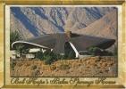 CPM Palm Springs (Californie) Bob Hope´s Home / Architect John Lautner / Maison, Acteur Cinéma 1930 - Palm Springs