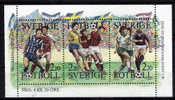 SUEDE   BF 16 * *   Cup 1990   Football  Soccer Fussball - Coupe Du Monde