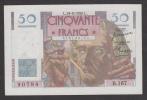 50 Francs Le Verrier Type 1946 - Fay: 20/16 Du 24-8-1950 En SUP - Voir Descriptif - 1871-1952 Circulated During XXth
