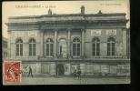 Saône Et Loire Chalon Sur Saône Le Musée BF 1910 - Chalon Sur Saone