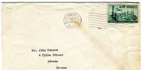 United States- Air Mail Cover- Posted From Carlsbad-California [canc.10.8.1953, Arr.14.8.1953] To Athens-Greece - Luftpost