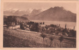 Carte Postale Ancienne De Haute-Savoie - Lac D'Annecy - Veyrier Du Lac - Veyrier