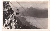 Carte Postale Ancienne De Haute-Savoie - Téléphérique De Veyrier Du Lac D'Annecy - Menthon Et Massif Des Bauges - Veyrier
