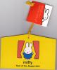 Ex-voto Japan 2011 Rabbit Year - Lunar Year - Miffy - Nieuwjaar