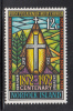 Norfolk Island MNH Scott #151 12c Centenary Of All Saints Church - Ile Norfolk