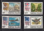 Norfolk Island MNH Scott #194-#197 American Bicentennial - Ile Norfolk