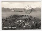 LAVENO - Lago Maggiore - Cartolina FG BN V 1956 - Italia