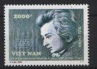 Vietnam ** N° 2242 - Mozart  - - Viêt-Nam