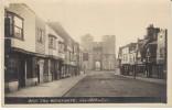 Canterbury (Kent) UK,  The Westgate, Street Scene On C1910s/20s Vintage Real Photo Postcard - Canterbury