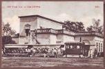 India   CALCUTTA  Old Steam Tram Car  Id110 - India