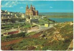 MALTA G.C. Mellieha, 1972 Used Postcard [10579] - Malta
