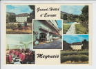 MEYRUEIS (48) Hotel Restaurant - GRAND HOTEL D'EUROPE - CPSM CPM Peu Fréquente (Lozère) - Meyrueis