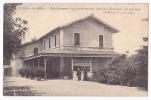 Saint Didier Les Bains - Etablissement Hydrothérapique - Pavillon Principal - La Gardette - Cachet BM En 1908 - Other Municipalities