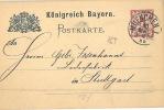 1903-Bayern-Mi P26 (O) - Bayern (Baviera)