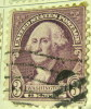 United States 1932 200th Anniversary Of The Birth Of Washington 3c - Used - Etats-Unis